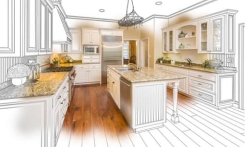 digital kitchen remodel