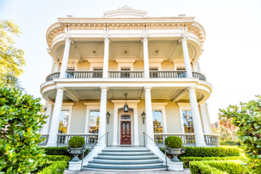 photo of a home in the Lower Garden District of New Orleans