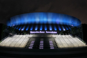 superdome New Orleans - MLM Incorporated