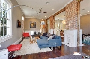 Image of a living room which has been well furnished according to MLM Incorporated in New Orleans, LA