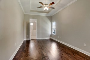 The interior of a newly renovated house from MLM Incorporated in New Orleans, LA
