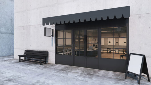 store front design